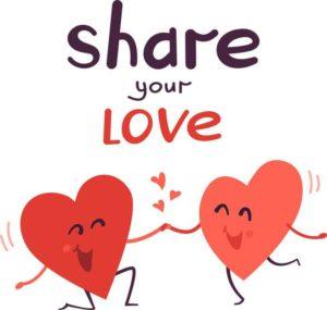 Love is Sharing, blog, Shehnaz Soni